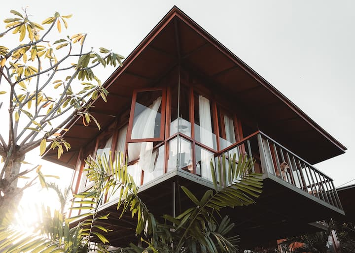 [SOFT LAUNCH] - Canggu Treehouse with Mezzanine