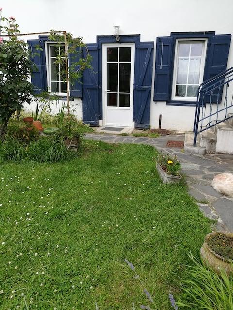 Appart T2 avec jardin à 7 min du centre de Foix