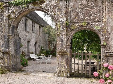 Le gîte du Petit Manoir au château d'Hémevez