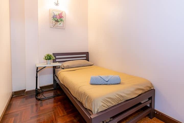 (502 )Cozy room, Close to BTS , Good location