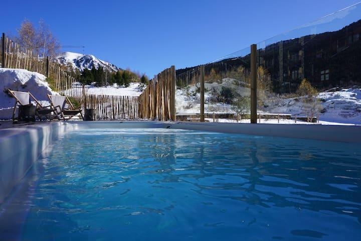 Double room - Mountain Hostel Tarter 5*