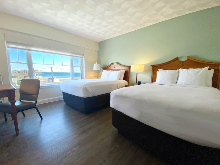 Atlantic Beach Hotel Newport, 2-beds