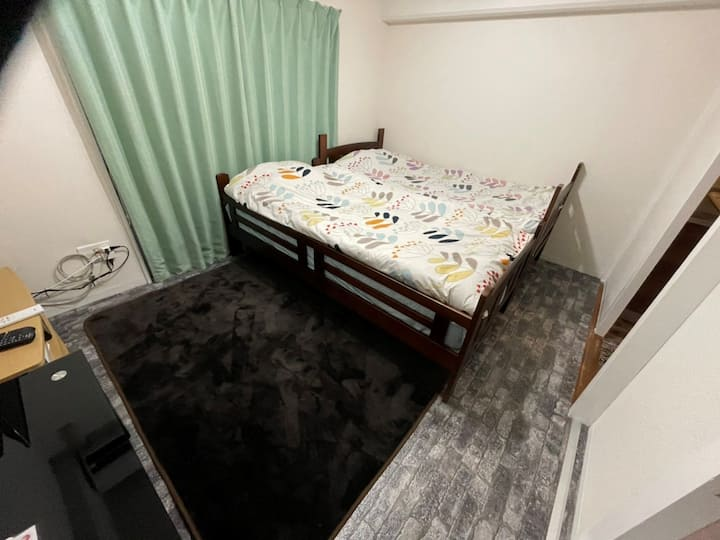 ★ 307号★家具家電付きの1Rアパートメントタイプ!