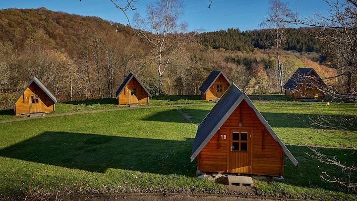 """""""ErlebnisSee"""" - Naturerlebnis in Holzhütte 4"""