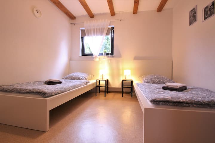 ✪ Andriss Apartments - Zweibettzimmer ✪