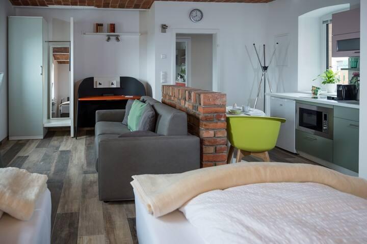 Modernes  Apartment in ländlicher Idylle - BR