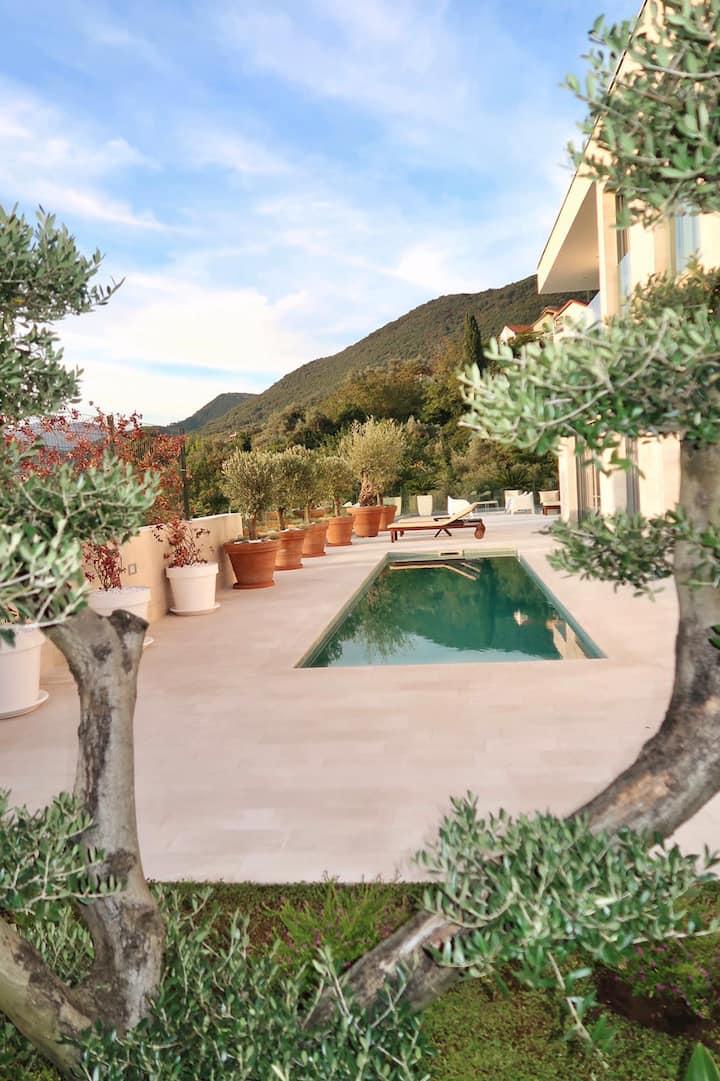 Villa Roc Blanc Penthouse