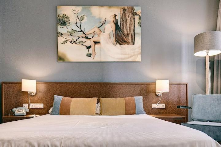 Comfortabele Comfort Room