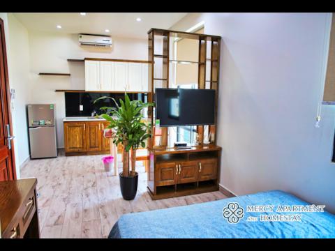 [Vinhome Imperia] Mercy Apartment - K Studio for 2