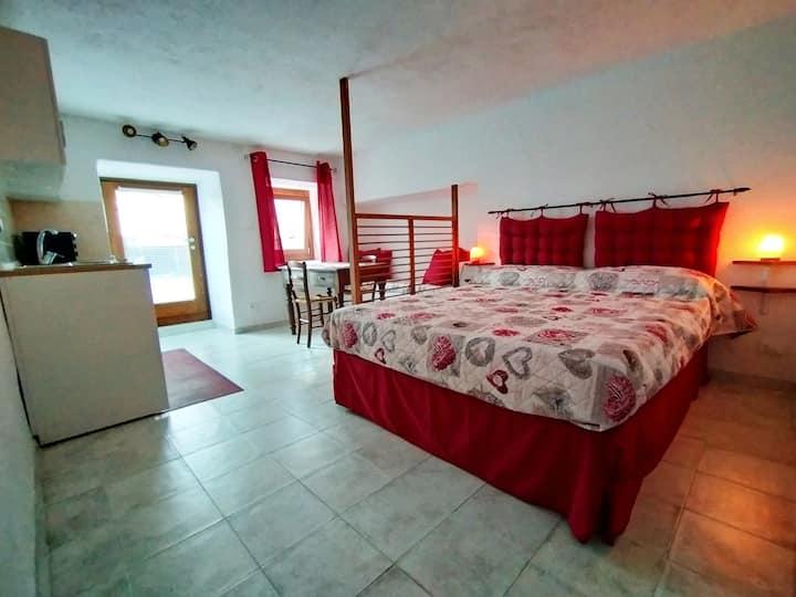 Appartamento nel cuore della via Francigena