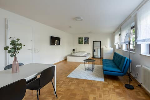 Apartment in Messenähe