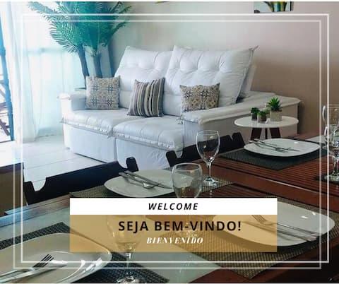 Apartamento Vista do Mar - Porto Real Resort