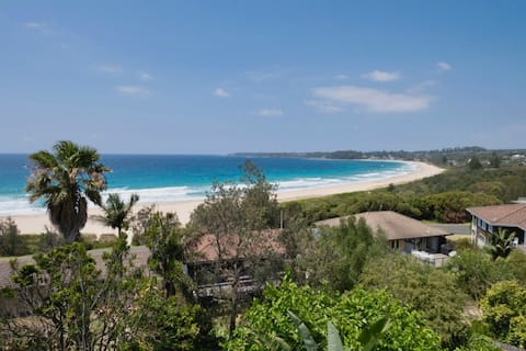 The best views in Mollymook
