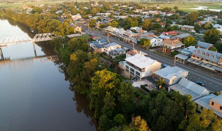 River View Three Morpeth - Close to Wedding Venues