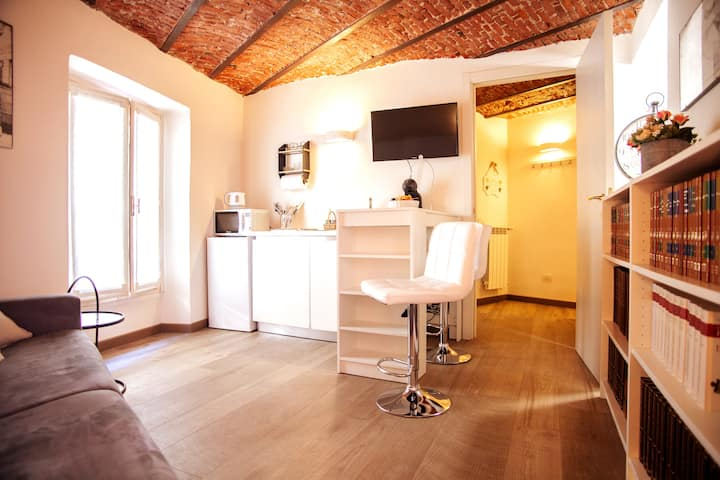 Peaceful Arco della Pace flat Milano 2PAX-WiFi