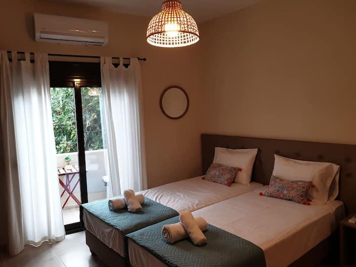 Luxury Studios in the heart of Malia
