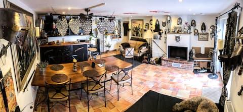 Malebný apartmán v srdci Šumavy