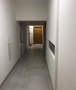 Brede korridorer