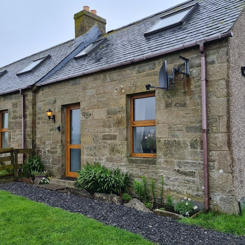 Cathel's Cottage - A room with a view