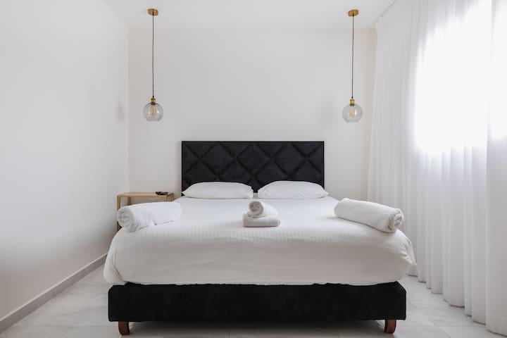 חדרי שינה מרווחים