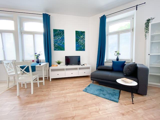 ★ Wunderschöne Wohnung auf der Karl-Heine-Straße ★