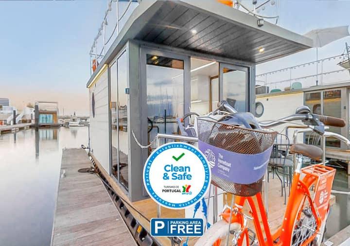The Homeboat Company Parque das Nações -Lisbon