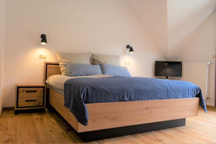 B&B Haus Moselliebe-Komfortzimmer mit Frühstück