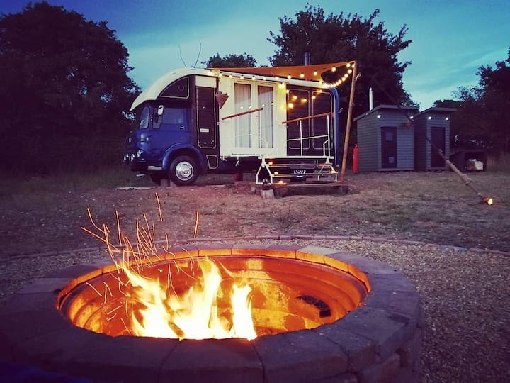 get away hide away isolated private glamping site
