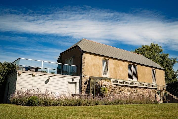 Luxury Devon Barn - a Perfect Countryside Retreat