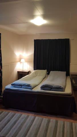 Bedroom no. 1.