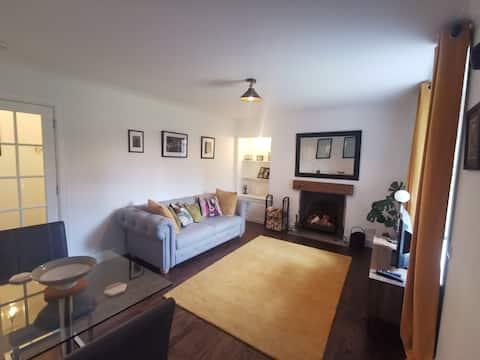 Ground floor apartment with garden in Forres