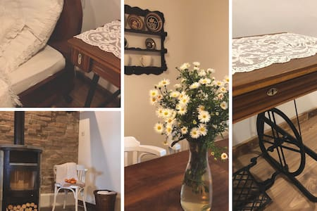 Borbély Vendégház - rusztikus otthon