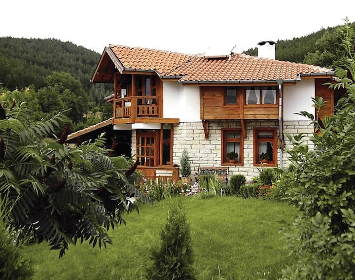 Zhivka's house