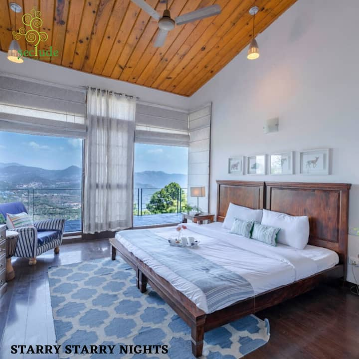 Serendipity - 3-bedroom private space in Kasauli