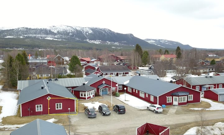 Rent your own apartment in Vemdalen