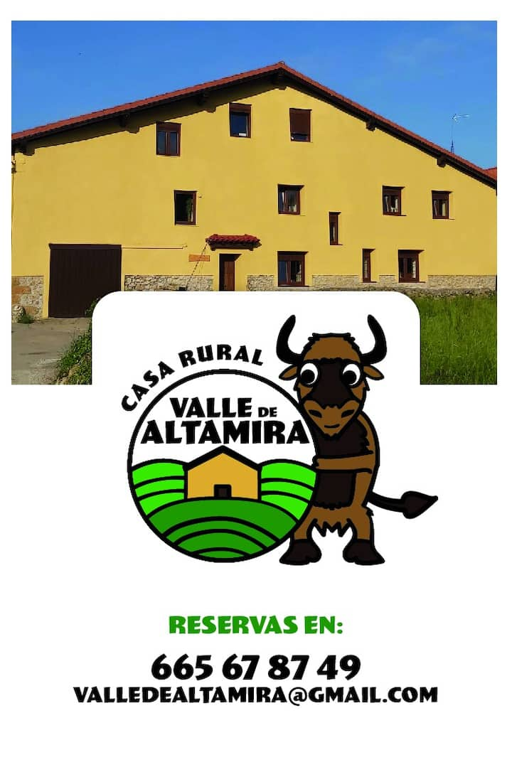 "Casa Rural ""Valle de Altamira"""