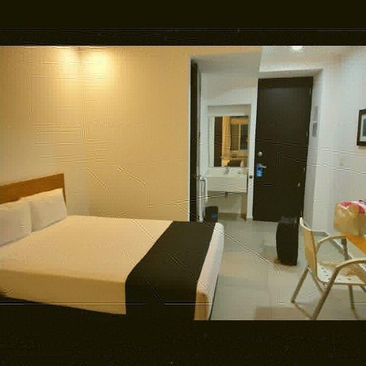 Habitación king size en Hotel