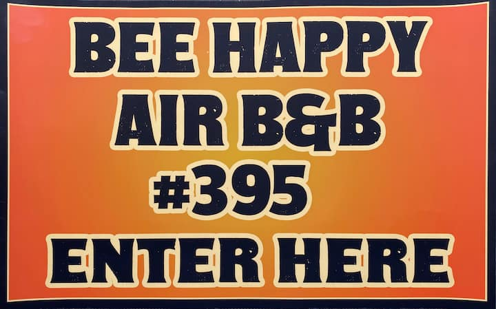 Lenny Bee's Bee Happy AirBnB