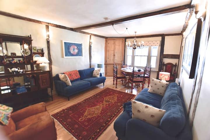 Farthing House in Rye