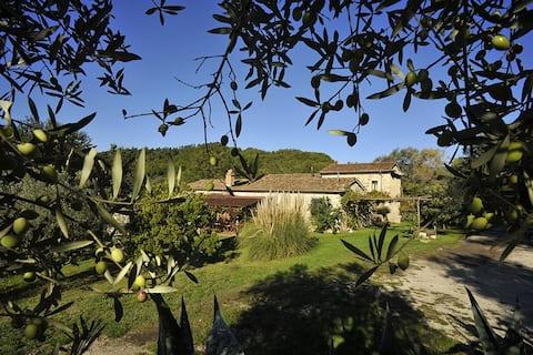 Masseria San Cataldo: natur,kultur og velvære