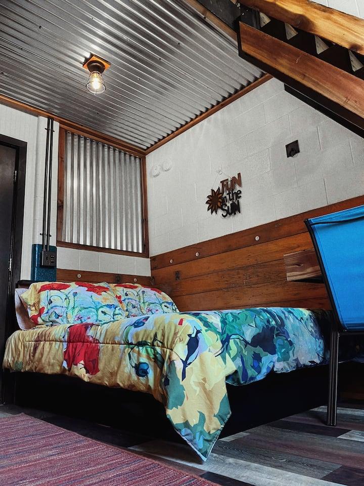 7 TOM JONES Horse Stall Suite & Breakfast!