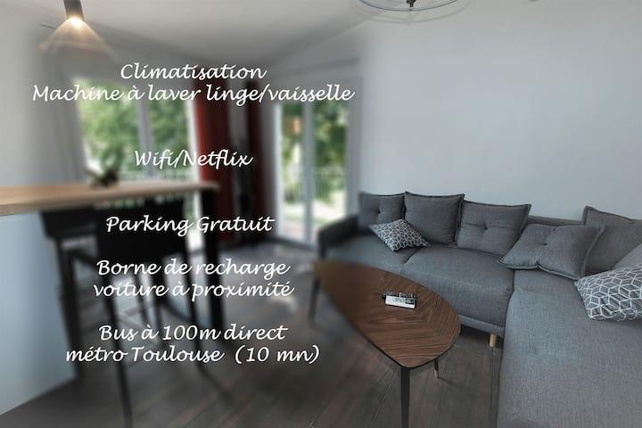 Appartement 40 m2 calme et confortable