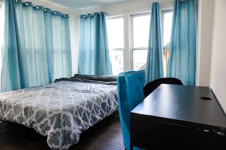 Sunny Modern Room