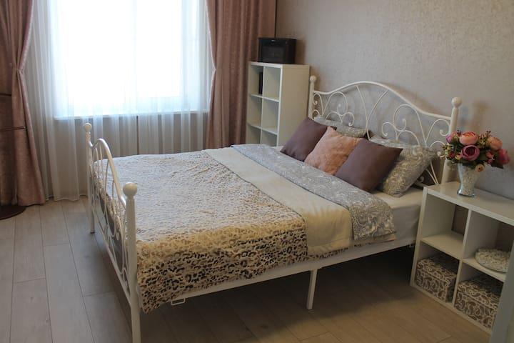 3. Спальня.