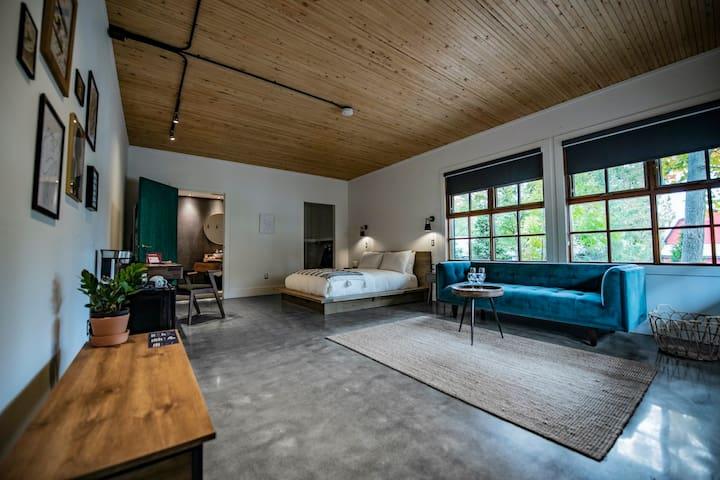 Les Lofts du Village - Studio