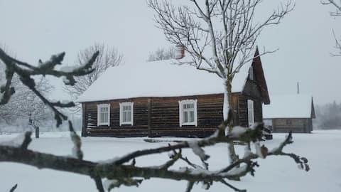 Vosoras - aito latvialainen maaseututila