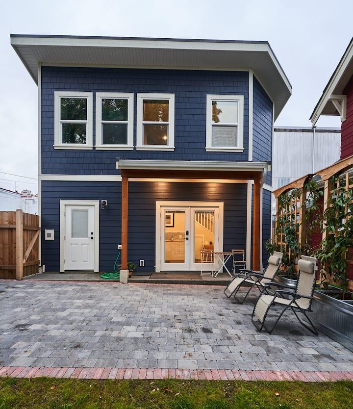Cumberland Blue House