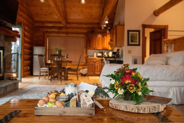 Luxury Farm Stay in Celebrated Accommodation