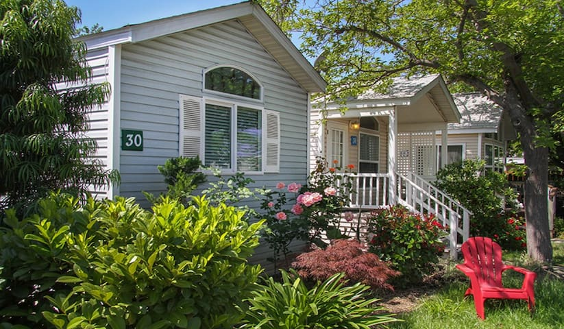 Serene cottages for a perfect get-away  1 bedroom