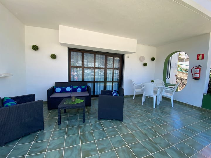 Apartamento Heliomar palmeras